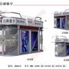 DB0810双机型ATM自助银亭