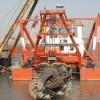 液压绞吸式挖泥船