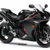雅马哈YZF-R1摩托跑车