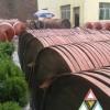 螺旋溜槽、玻璃钢螺旋溜槽、小槽钢螺旋溜槽