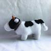 毛绒玩偶 可爱小牛